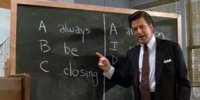 Glengarry Glen Ross Shows Us Obnoxious Aggression