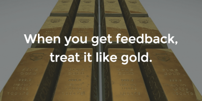 How To Get Feedback From Others