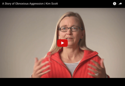 Video: A Story About Obnoxious Aggression