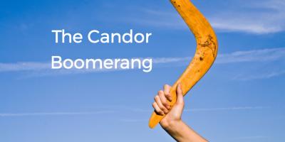 The Candor Boomerang