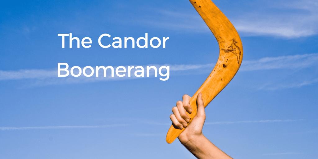 candor boomerang