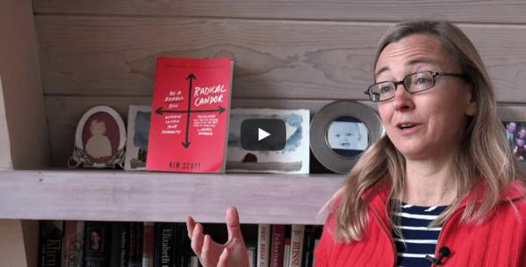 Video: Radical Candor, The Book