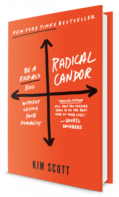Book Discussion Questions For Radical Candor