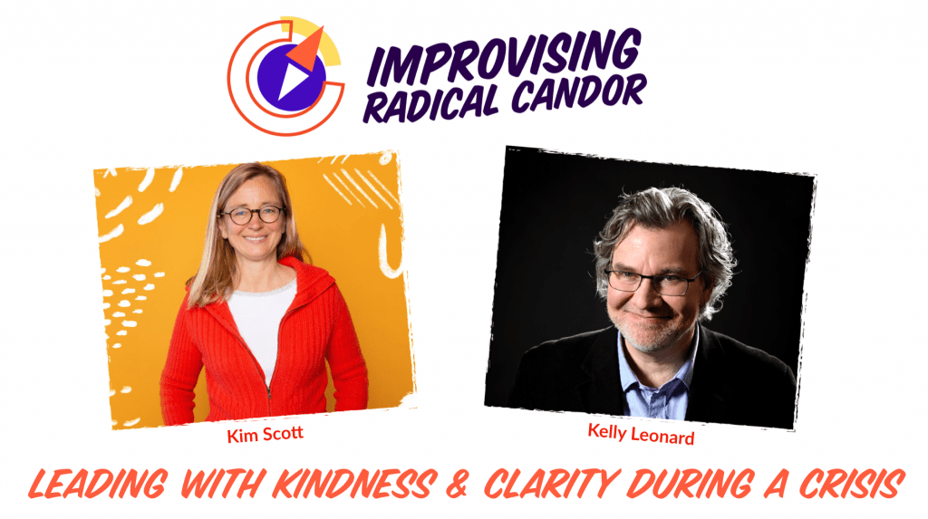 Radical Candor podcast